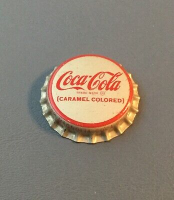 VINTAGE 1960'S COKE King Size Unused Soda Pop Bottle Cap