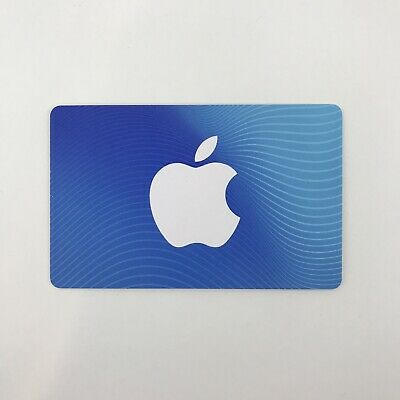 Apple $50.00 App Store & iTunes Gift Card - no email.  Shipping by USPS only.