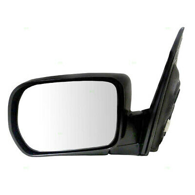 New Drivers Power Side View Mirror Glass Housing Assembly for 08-12 Honda Accord