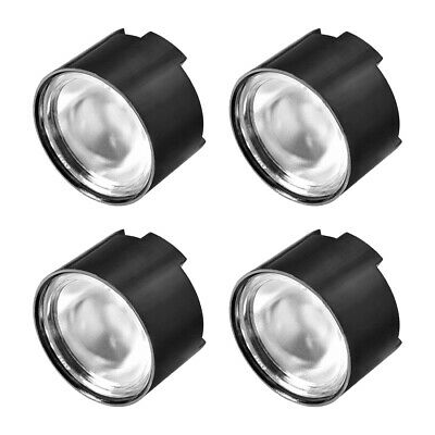 IR LED Lens 90 Degree for Infrared LED Light Board Module 4pcs