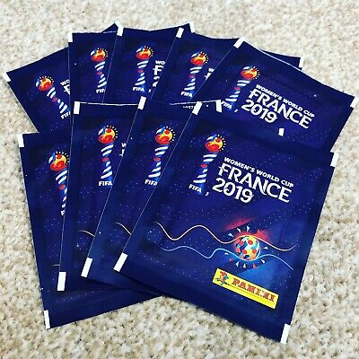 Panini 2019 FIFA Women's World Cup France missing cards sticker album