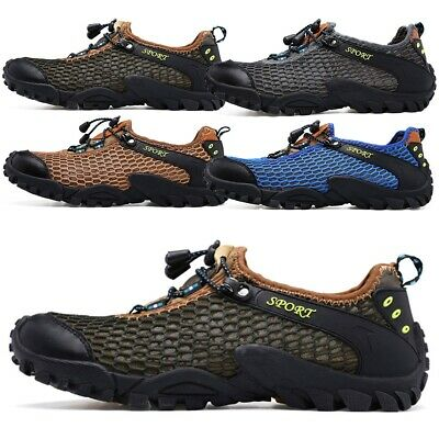 Men's Shoes New Men's Water Shoes Breathable Summer Beach Surf Wet Athletic Sneakers Outdoor