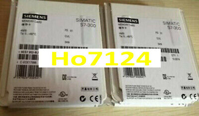 1PC Brand New  6ES7 953-8LM31-0AA0  CARD FOR S7  6ES7953-8LM31-0AA0*