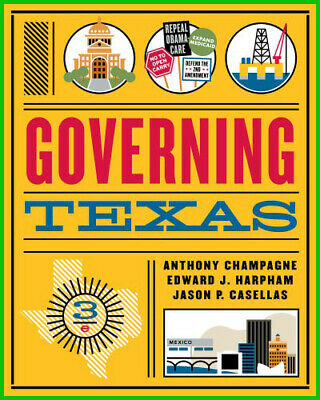 [P D F] Governing Texas 3rd Third Edition by Anthony Champagne