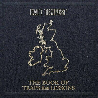 Kate Tempest - The Book of Traps and Lessons CD NEU OVP