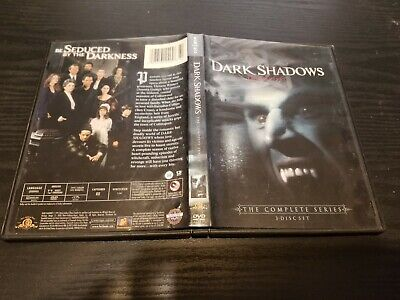 Dark Shadows - The Revival The Complete Series (2008 3-Disc DVD) DISCS LIKE NEW