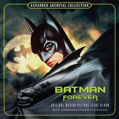 Elliot Goldenthal - Batman Forever - Elliot Goldenthal CD VEVG The Cheap Fast