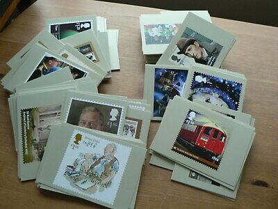 Royal Mail PHQ Stamp Cards - Sold Individually in Sets, 2012, 2013, 2014, Mint