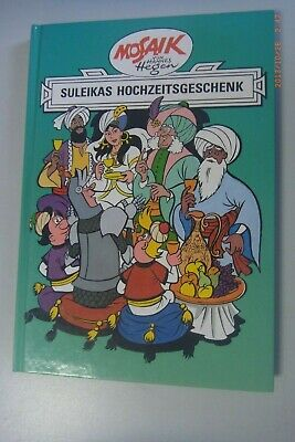 Mosaic by Hannes Hegen ~ Suleikas Wedding Gift ~ Publisher Young World Band 7
