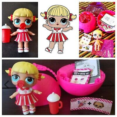 LOL Surprise Cheer Captain Cheerleader Doll Series 1 Ball Dolls Big Sister MgA