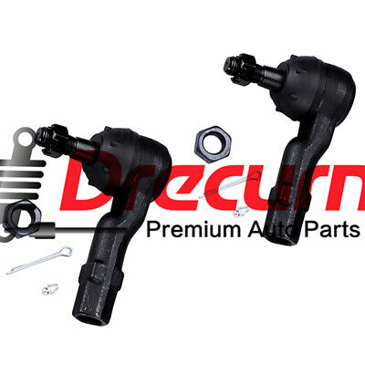 2Pcs Front Outer Tie Rod End Ford Probe Mazda 626 MPV MX-6 Protege Protege5