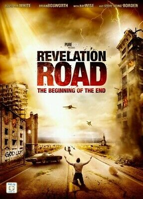 Revelation Road: The Beginning of the End Blu-ray Region A BLU-RAY/WS/SPA SUB