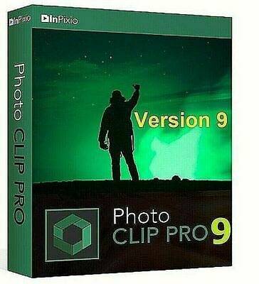 InPixio Photo Clip 9.1 PRO Latest Full Edition⭐Download link,serial key⭐5PCs