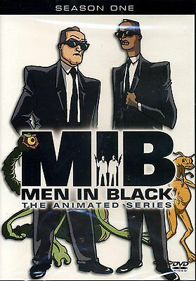 Men In Black The Animated Series First Season 1 One - New!!