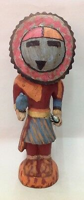 native america Hopi doll - Kachina 11 inch old Germany collection