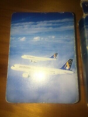 Vintage Collectable Ansett Airlines Australia  Deck Of Playing Cards