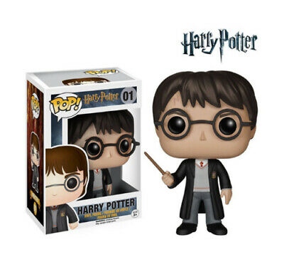 Funko Pop Harry Potter Hogwart Vinyl Action Figure Toy Wizard Wand Witchcraft 01