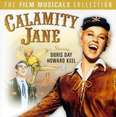 Howard Keel - Calamity Jane - The Original Film Sountrack - Howard Keel CD SIVG