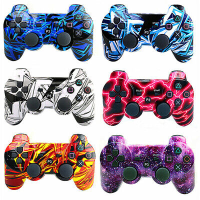 Wireless PS3 Gamepad Bluetooth Controller Joystick SIXAXIS for Playstation 3