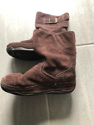 Brown Fitflop Crush Boots 4