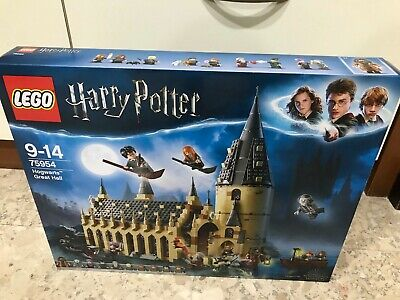 LEGO Harry Potter Hogwarts Great Hall 75954(878 Piece) Brand New Free Shipping