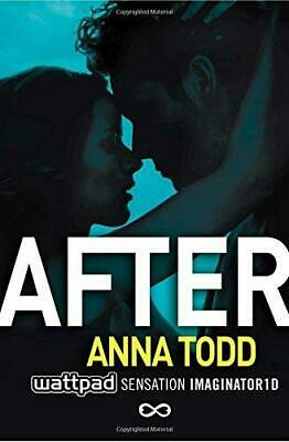 After by Anna Todd Paperback NEW Book