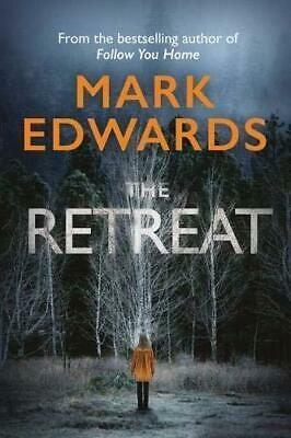 The Retreat by Mark Edwards Paperback NEW Book