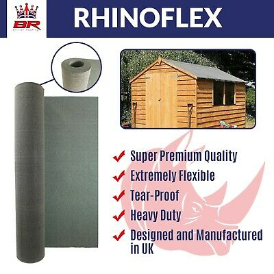 Super Premium British Shed Felt   Tear-Proof   Up to 25 years   15m x 1m   Corby