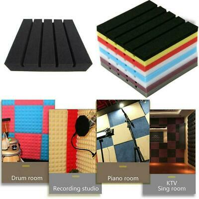 Acoustic Panels Tiles Studio Sound Cell Foam Proofing Insulation Closed 30* J1D5