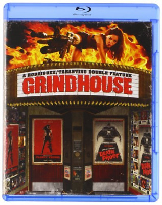 TREJO,DANNY-GRINDHOUSE (SPECIAL EDITION) Blu-Ray NEW