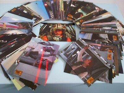 Star Wars, Merlin Collection Trading Cards 1997, 104/125 Cards, With A Box.