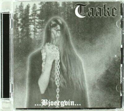 Taake - ...Bjoergvin... - Taake CD ZYVG The Fast Free Shipping