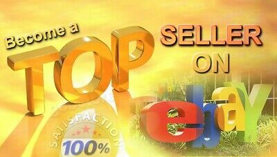 TOP eBooks How To Become a Top Seller on eBay+ 17 bonus eBook + Resell Rights