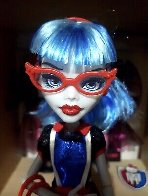 Ghoulia Yelps Ghouls Night Out Monster High Doll Complete
