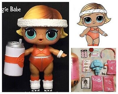 Lol Surprise Doll BIG SIS SOUL BABE Under Wrap Dolls Queen Bee Series 4 Rare Toy