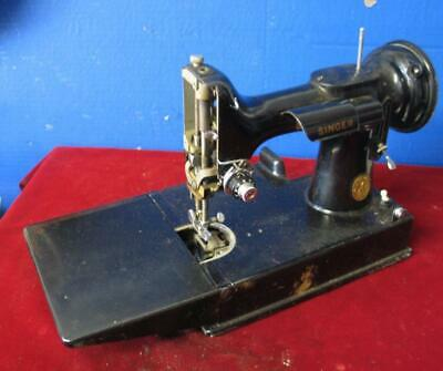 Vintage Singer Featherweight Sewing Machine Frame for Parts/Restoration