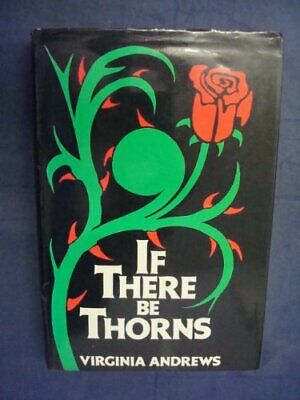 If There be Thorns by Andrews, Virginia Hardback Book The Cheap Fast Free Post
