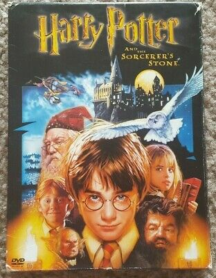 Harry Potter and the Sorcerers Stone (DVD, 2002, 2-Disc Set)