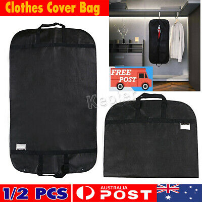 Suit Garment Dress Clothes Travel Cover Bag Dustproof Protector Waterproof NEW