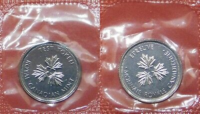 Proof Like 2006 Canada Test 10 Cents Sealed in Cello