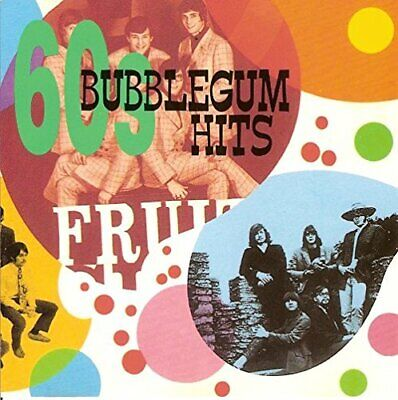 Various Artists - 60's Bubble Gum Hits - Various Artists CD 04VG The Fast Free