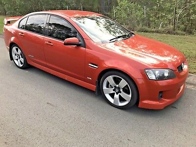 VE SS Holden commodore Sedan 6.0L L98 6 Speed Manual SSV