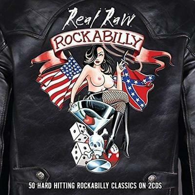 Real Raw Rockabilly 2-CD NEW SEALED Vince Taylor/Warren Smith/Carl Perkins/Elvis