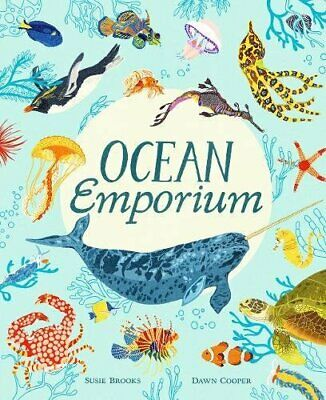 Ocean Emporium by Brooks, Cooper  New 9781405290975 Fast Free Shipping..