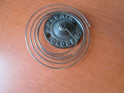 Vintage Ansonia Wall, Ogee, Kitchen Clock Gong Part (440A14)