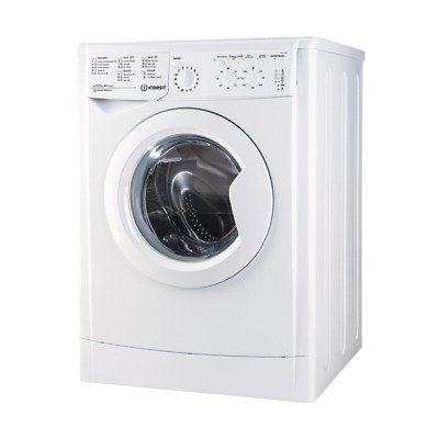 Indesit Iwc 71052 C Eco It Lavatrice Carica Frontale 7Kg Classe A++ 1000 G White