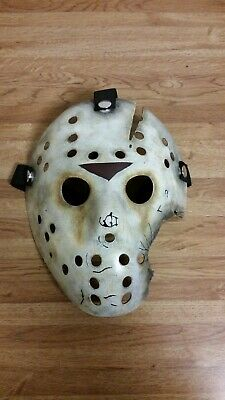 Friday The 13th Part 7 the new blood hock/hockey mask