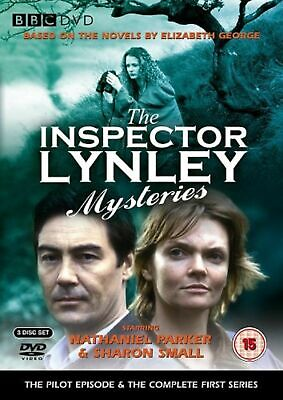 Inspector Lynley Mysteries Series 1 And Pilot 3 disc box set BBC UK DVD L NEW