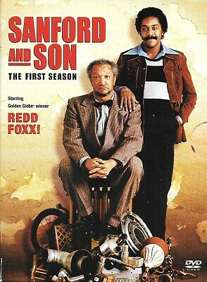 Sanford And Son - The Complete First Season - 2 Disc DVD Box Set - FREE Shipping