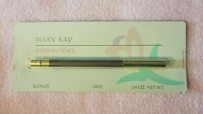 Mary Kay EyeBrow Pencil Blonde 3490 Vintage Discontinued Rare FREE SHIPPING